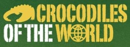 Crocodiles of the World Logo
